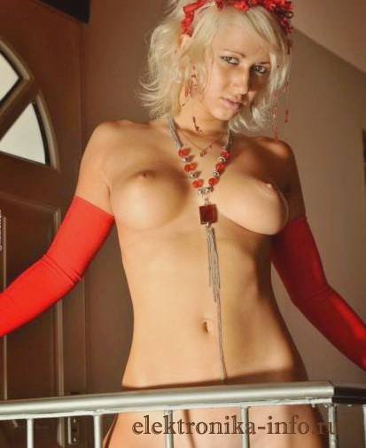 Реальная проститутка Джульетта Вип