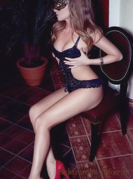 Реальная проститутка Aманда 40